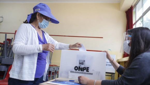 Un total de 25′287,954 ciudadanos están habilitados para participar en las Elecciones Generales de Perú de 2021 (Foto: GEC)