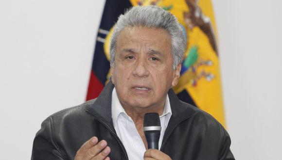 A la firma, que supone un primer paso hacia el inicio de negociaciones comerciales, asistirá el presidente Lenín Moreno como testigo de honor. (Foto: EFE)