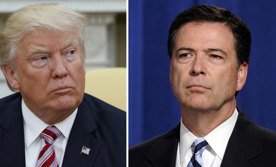 Donald Trump arremete contra su exabogado por la grabación sobre silenciar un pago (Foto: AFP)