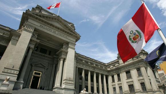 La Sala Plena de la Corte Suprema exhortó al Ejecutivo y Legislativo a superar sus diferencias en un clima de paz. (Foto: Andina)