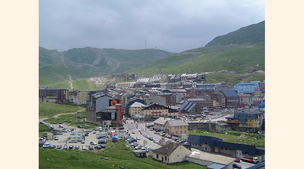 Andorra. El 93% de su población de 70 millones de habitantes se comunica en español. ¿El idioma oficial? Pues el catalán. (Foto: Wikipedia)