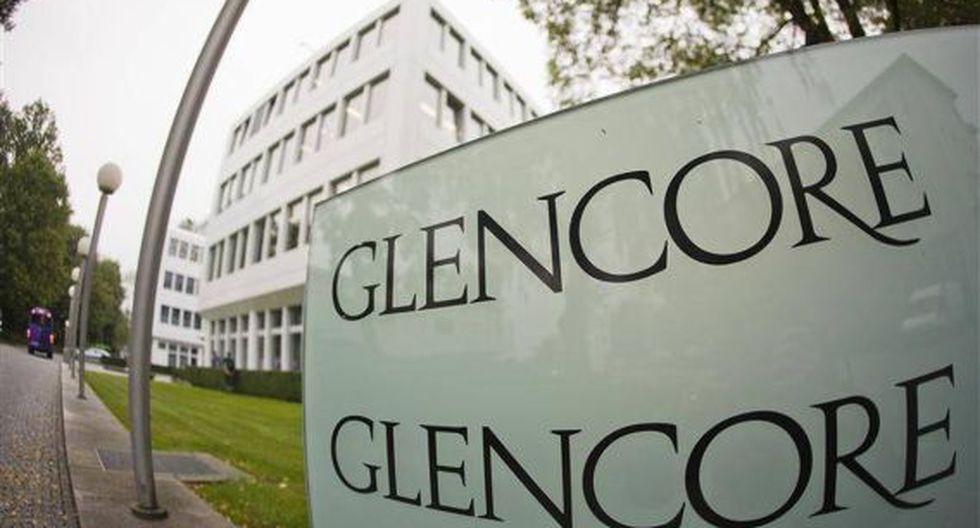 Glencore es el mayor operador de materias primas del mundo.