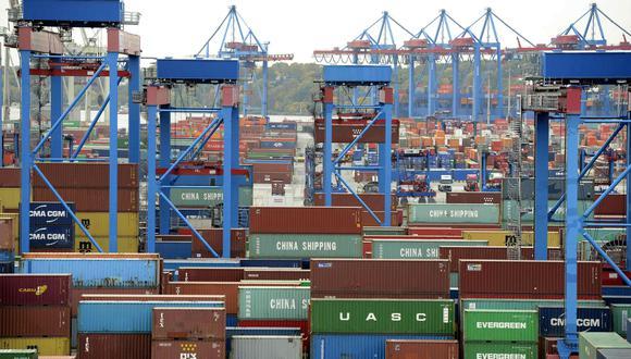 El barómetro del comercio de bienes de la OMC es una combinación de datos, con índices sobre pedidos de exportación y comercio de materias primas agrícolas por encima de las tendencias a mediano plazo. REUTERS/Fabian Bimmer