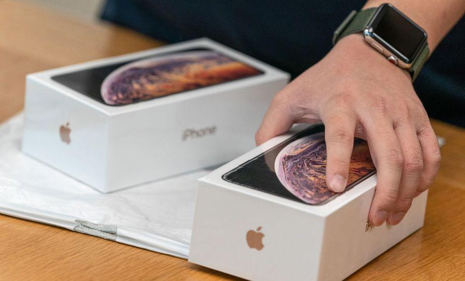 iPhone (Foto: Bloomberg)