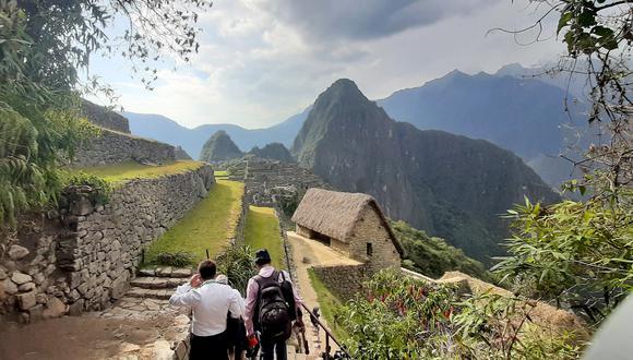 Machu Picchu. Se amplía el aforo de 3,500 visitas a diario a Machu Pichu. (Foto: Juan Sequeiros   GEC)