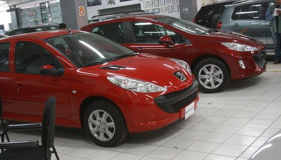 Al ser bienes importados, la venta de autos es sensible a los movimientos del tipo de cambio. (Foto: GEC)