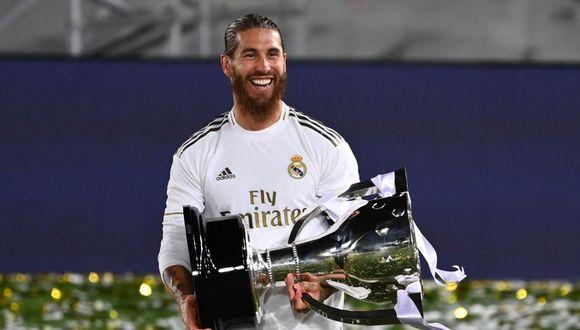 El Madrid cerró la temporada 2017-2018 con su tercera Liga de Campeones consecutiva, pero la siguiente campaña solo pudo ganar el Mundial de Clubes y, junto a la crisis provocada por el coronavirus, hizo disminuir en 13.8% su marca. (Foto: AFP)