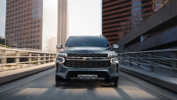 Las nuevas Chevrolet tiene el balance perfecto entre una camioneta de lujo americana y un potente vehículo off road. (Foto: Chevrolet Tahoe)