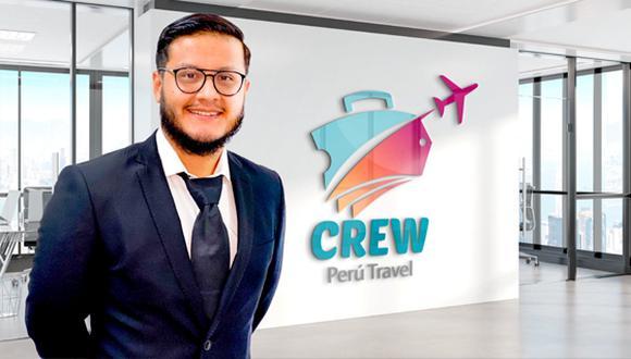 Enrique Valdivia, gerente general de Crew Perú Travel, cuenta cómo su empresa busca apoyar el turismo interno y la reactivación económica.