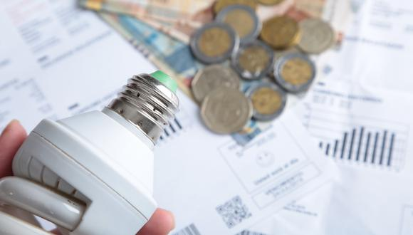 Recibo de luz (Foto: GEC)