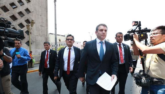 El equipo especial está dedicado a las investigaciones vinculadas con delitos de corrupción de funcionarios vinculados en el caso Odebrecht. (Foto: Andina)
