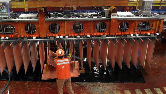 Los envíos de cobre representaron el 50.2% del total de las exportaciones mineras. (Foto: Reuters)