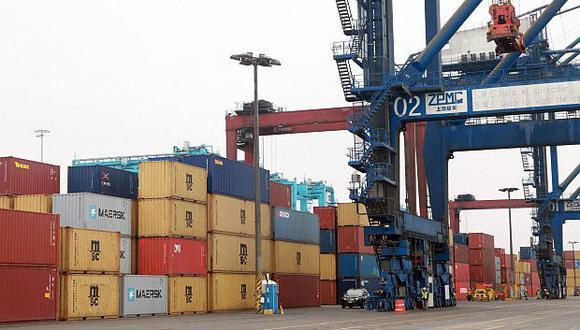 La exportación de productos peruanos alcanzaron un valor de US$14,000 millones entre enero y abril del 2019, según informó la Cámara de Comercio de Lima. (Foto: GEC)