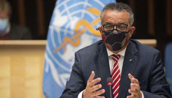 Tedros Adhanom Ghebreyesus urgió a la comunidad internacional a prepararse mejor para la próxima crisis de este tipo. (Foto: AP).