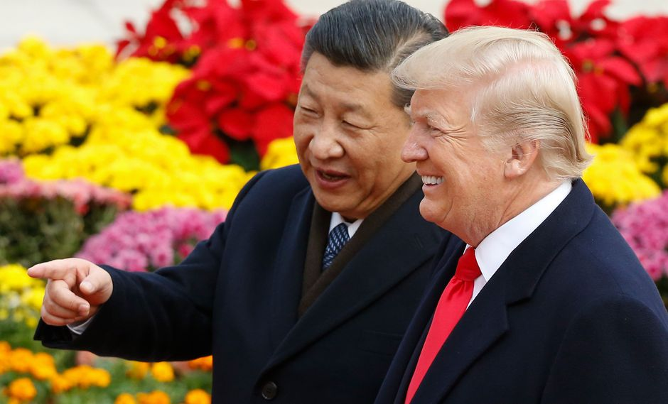 Xi Jinping y Donald Trump.  (Foto: Getty Images)