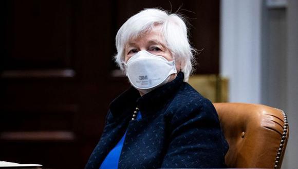 """Janet Yellen advirtió que todavía queda trabajo por hacer para asegurar que la recuperación es """"equitativa y fuerte"""" a largo plazo. (Getty Images)."""