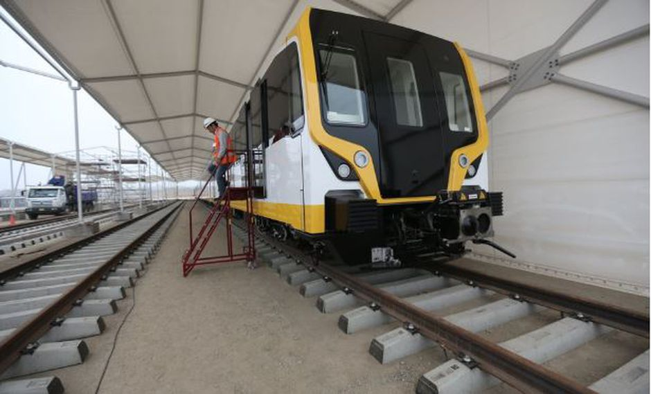 Tren de Cercanía. | Foto: Referencial/GEC