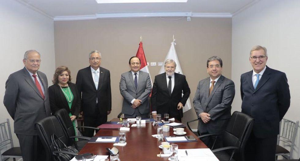 El lunes 30 de diciembre se conocerán a los siete miembros titulares y a los siete suplentes de la Junta Nacional de Justicia (JNJ). (Foto: Andina)