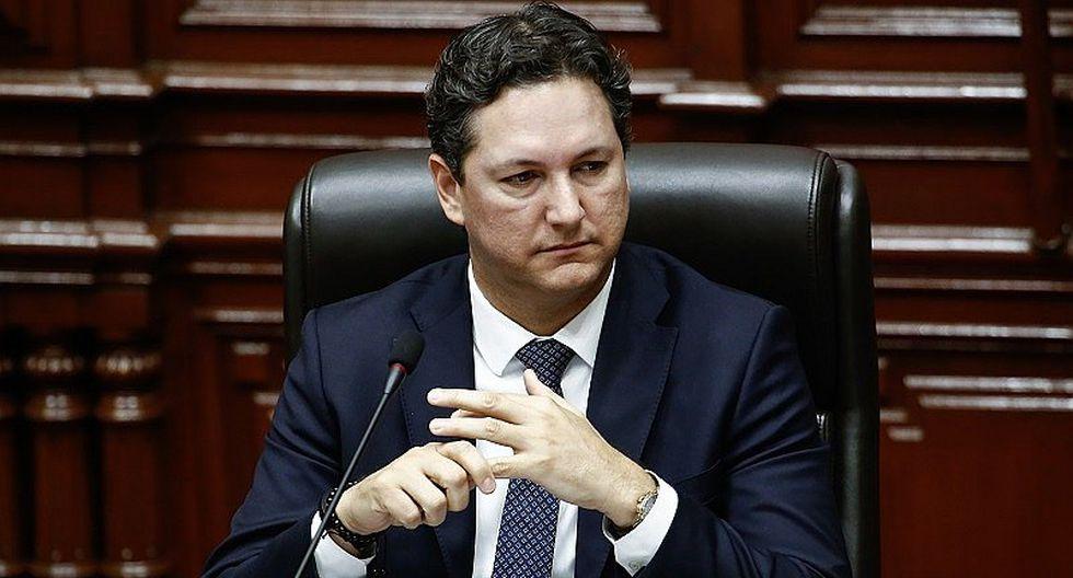 Daniel Salaverry declaró ante el fiscal José Domingo Pérez sobre los vínculos entre Keiko Fujimori, César Hinostroza y Pedro Chávarry. (Foto: GEC)