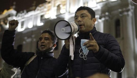 Guillermo Bermejo es investigado por presunta filiación al terrorismo. (Foto: GEC)
