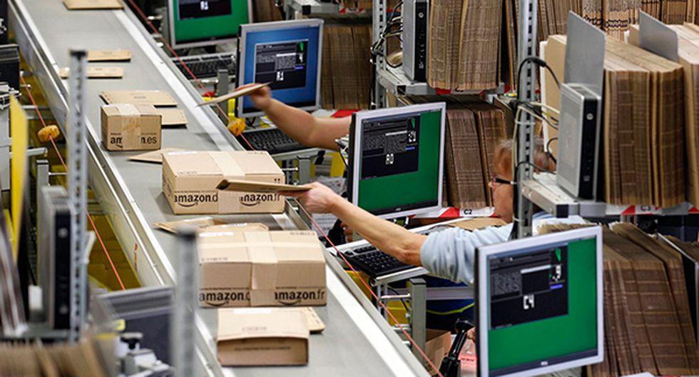 La compañía, con sede en Seattle, también dijo que ascendió a 19,000 empleados en sus operaciones de logística a puestos de supervisión este año.