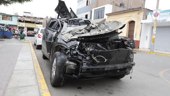 Aparte del SOAT, existe el seguro vehicular, que es una póliza que cubre, además de los daños a pasajeros, los daños que se han producido al vehículo. (Foto: GEC)