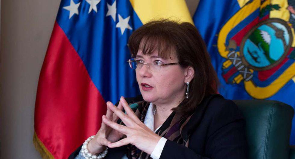 Carol Delgado fue expulsada de Ecuador. (Foto: El Telégrafo)
