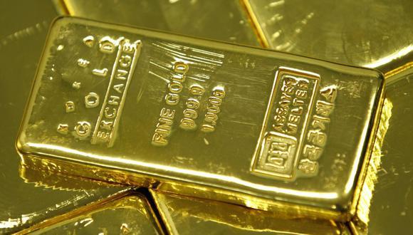 El precio del oro cerró con una caída de un 4.3% durante el mes de septiembre. (Foto: Reuters)