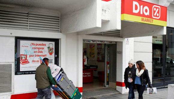 supermercados españoles Dia