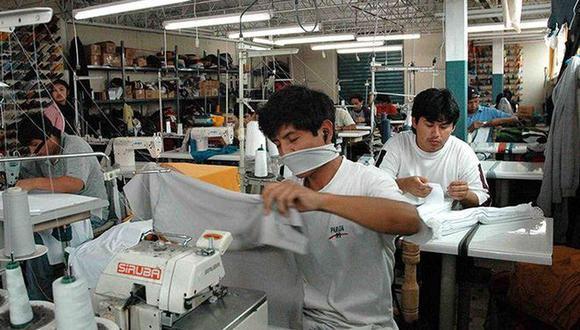 Las mypes representan el 86.4% del empleo en el sector privado. (Foto: Andina)