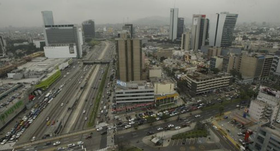 Centro empresarial de Lima