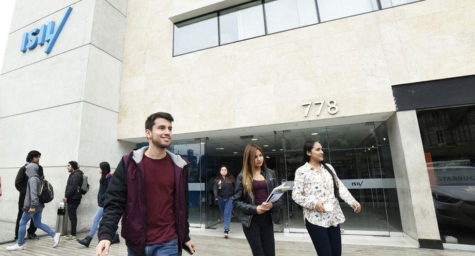 ISIL, es el cuarto instituto con licenciamiento como Escuela de Educación Superior. (Foto: Difusión / ISIL)