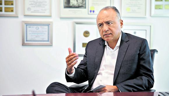 Minería en Perú está bien posicionada para superar el ruido político, dijo Victor Gobitz, presidente del Instituto de Ingenieros de Minas del Perú (IIMP). (Foto: El Comercio)