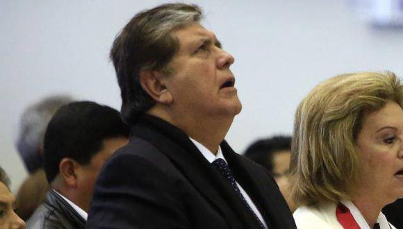 Alan García estaba siendo investigado por presuntos pagos ilícitos de Odebrecht cuando se suicidó en abril del 2019. (Foto: GEC)