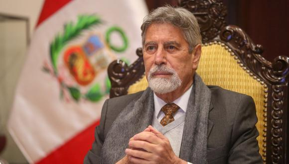 Presidente Francisco Sagasti también propuso la creación de un grupo de trabajo en el APEC para explorar cómo proveer y financiar bienes públicos internacionales en salud, educación, ambiente, seguridad y otros. (Foto: Presidencia del Perú)