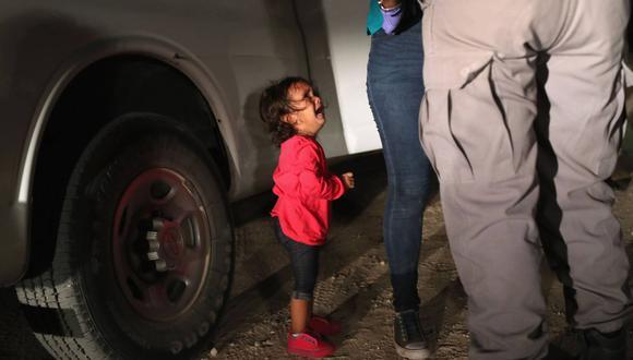 Polémica por los lamentos de niños en un centro de detención de migrantes en EE.UU.
