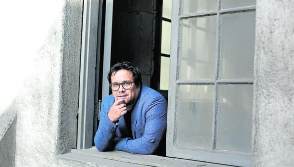 Director. Hasta el momento, Sandro Ventura planea estrenar tres películas más en el 2020. (Foto: Marco Ramón)