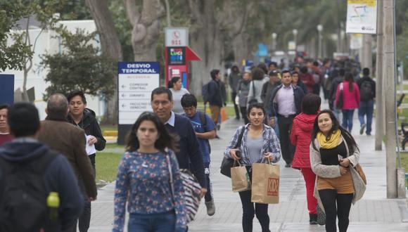 Alumnos universitarios. (Foto: USI)