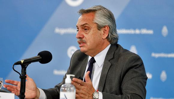 (ESTEBAN COLLAZO/AFP).