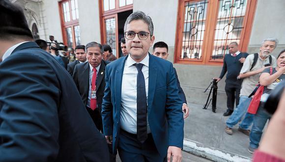 El fiscal José Domingo Pérez citó a 23 testigos en el caso de Keiko Fujimori