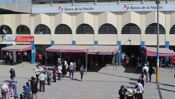 Sepa aquí todos los detalles sobre el cobro del Bono Yanapay Perú de S/ 350. (Foto: Lino Chipana / GEC)