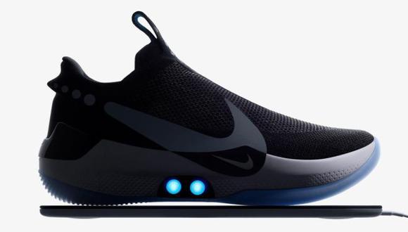 canto mitología Volcánico  Nike presenta su nueva zapatilla inteligente: es recargable | TECNOLOGIA |  GESTIÓN