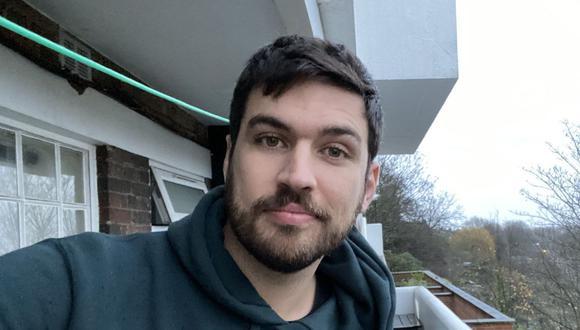 El epidemiólogo Mateo Prochazka. [Foto: Archivo personal]