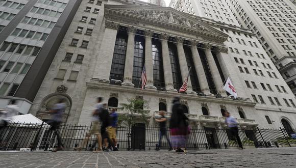 El S&P ganó un 1.10%, 31.28 unidades. (Foto: AP)