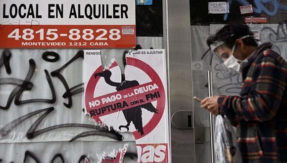 Argentina seguramente merece un alivio de la deuda, pero también un camino creíble hacia adelante. (Foto: AFP)