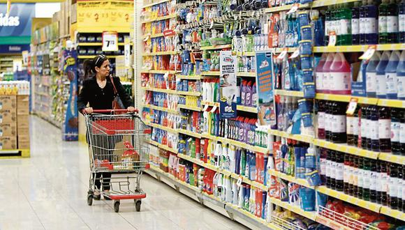 Venta. La de productos para el hogar mueve más de S/ 1,600 millones. (Foto: GEC)