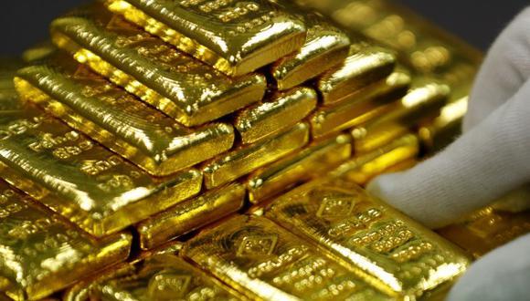 El oro al contado bajaba un 0.2%. (Foto: Reuters)