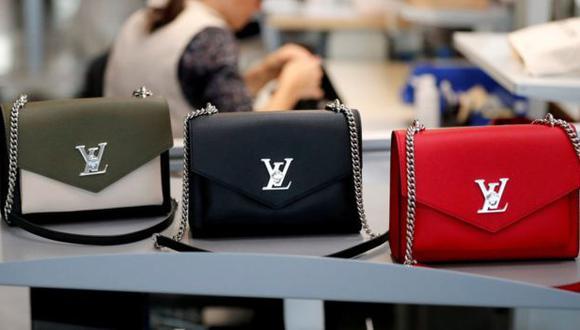 Louis Vuitton, Chanel, Hermés y Gucci son algunas de las marcas que aparecen en el ranking de Kantar BrandZ 2021. (Foto: Reuters)