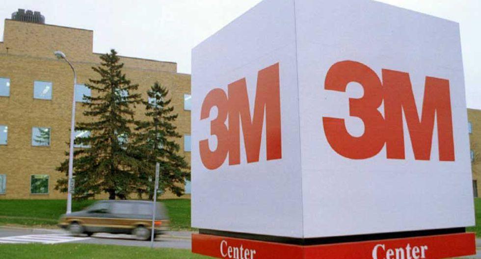3M ha elevado su producción de mascarillas N95 en Estados Unidos de 22 millones en enero a 35 millones en marzo.