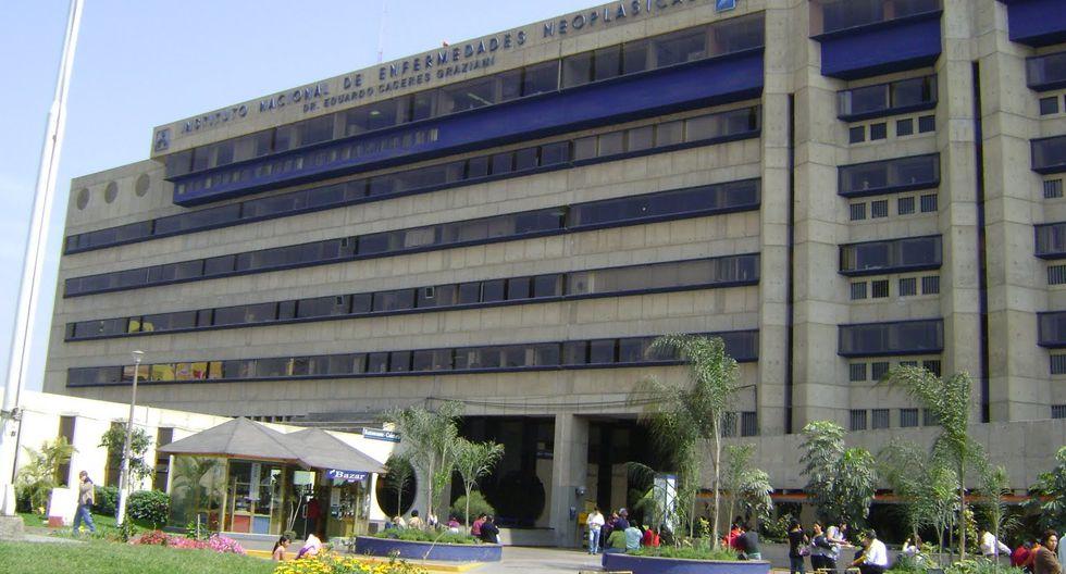 FOTO 1 | 1. Instituto Nacional de Enfermedades Neoplásicas (INEN). El INEN fue la entidad que tomó más precauciones en esta materia con tres medidas de prevención.
